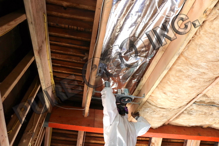 Los Angeles Radiant Barrier Insulation Attic Radiant